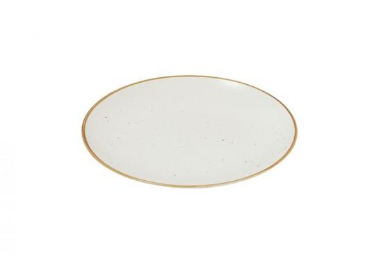 """Тарелка круглая 10"""" (25,5 см)"""