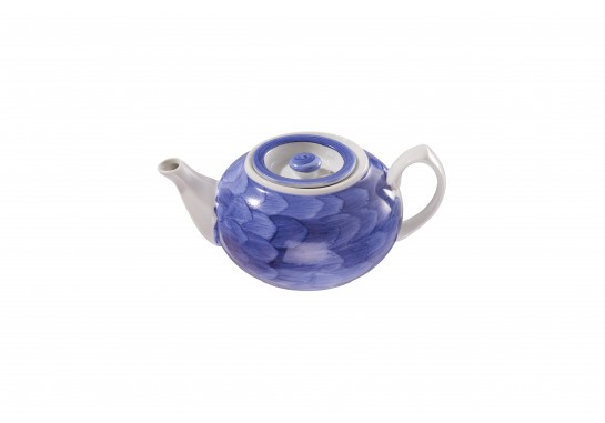 """Чайник """"Орел"""" (450мл) lilac 36(2)шт F0951-D-5 (акварель)"""
