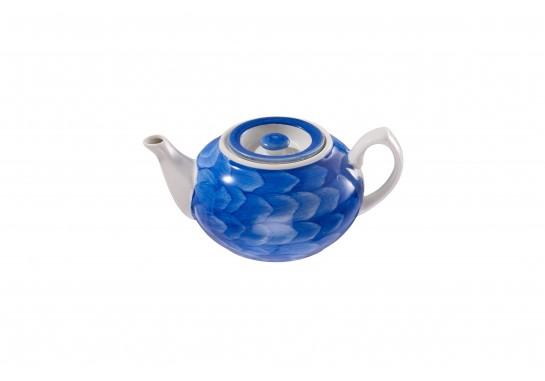 """Чайник """"Орел"""" (450мл) cobalt  36(2)шт F0951-D-4 (акварель)"""