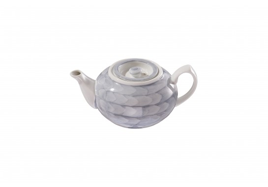 "Чайник ""Орел"" (450мл) grey 36(2)шт F0951-D-3 (акварель)"