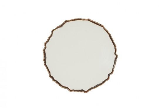 """Тарелка круглая 10"""" (25 см)"""