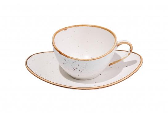 Чашка с блюдцем (150мл)