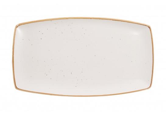 Тарелка прямоугольная 14,5