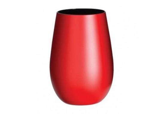 Red&Black Стакан матовый-красный/черный 465мл, h-120мм, d-85мм