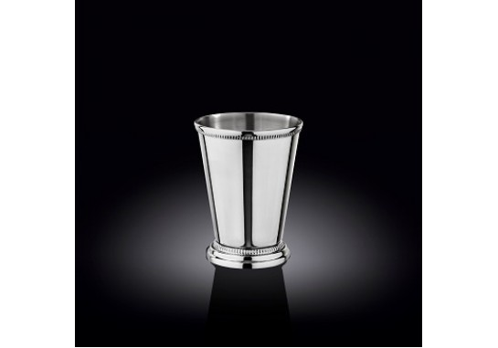 Wilmax St Steel Silver стакан конусный 380мл, 552216